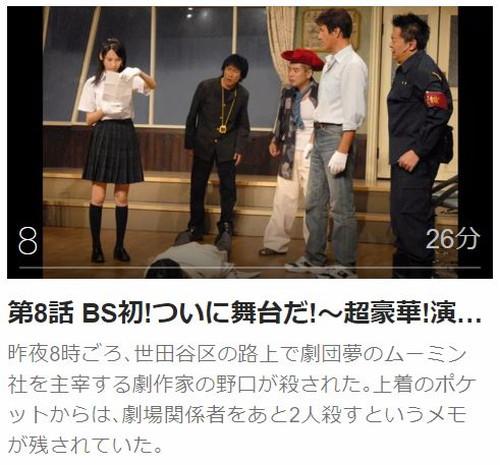 ケータイ刑事 銭形海 ファーストシリーズ第8話