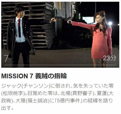 怪盗ロワイヤル第7話
