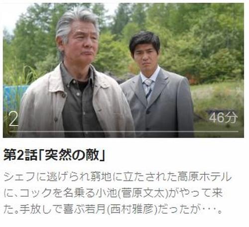 高原へいらっしゃい(佐藤浩市主演)第2話