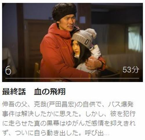 東野圭吾「カッコウの卵は誰のもの」第6話