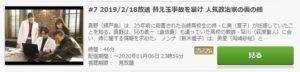 トレース~科捜研の男~第7話