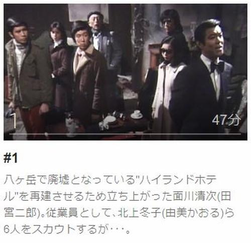高原へいらっしゃい(田宮二郎主演)第1話