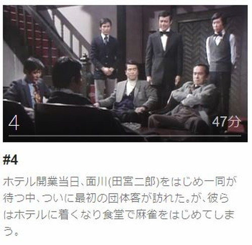 高原へいらっしゃい(田宮二郎主演)第4話
