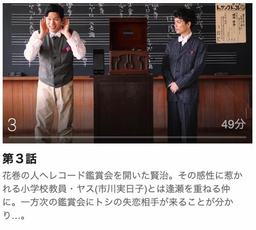 宮沢賢治の食卓第3話