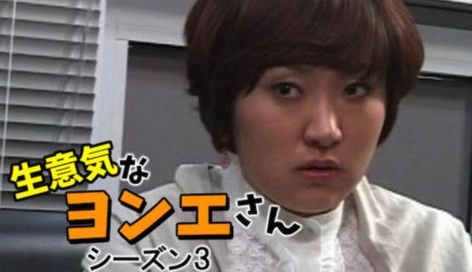 「生意気なヨンエさん シーズン3」の韓国ドラマを見れる動画配信サイトは?全話無料でお試し視聴する方法!(第1話~16話<最終回>まで)