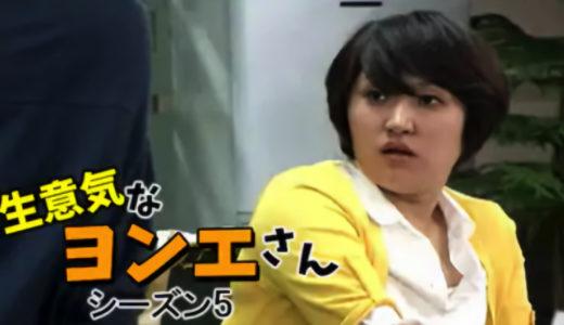 「生意気なヨンエさん シーズン5」の韓国ドラマを見れる動画配信サイトは?全話無料でお試し視聴する方法!(第1話~20話<最終回>まで)