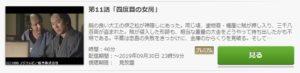 鬼平犯科帳 第2シリーズ第11話