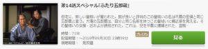 鬼平犯科帳 第4シリーズ第14話