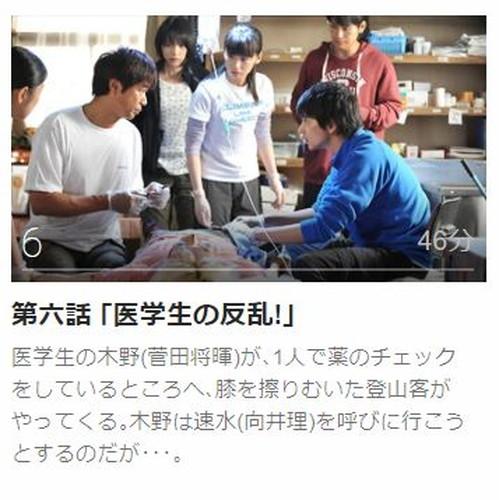 サマーレスキュー~天空の診療所~第6話