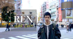 Document of REN from JOKER×FACEアイキャッチ