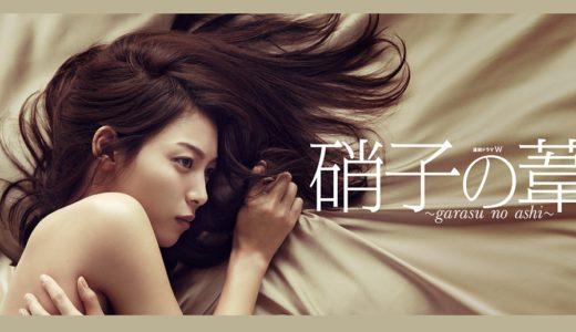 「硝子の葦」のドラマを見れる動画配信サイトは?全話無料でお試し視聴する方法!(第1話~4話<最終回>まで)