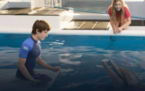 イルカと少年2